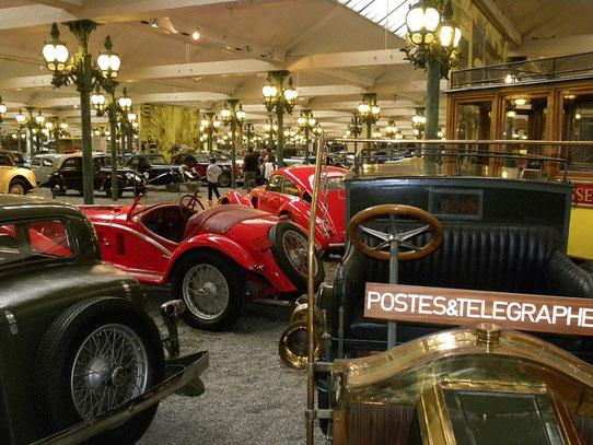 La cité de l'Automobile - Source : OT de Mulhouse