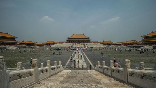 La cité interdite, Pékin !