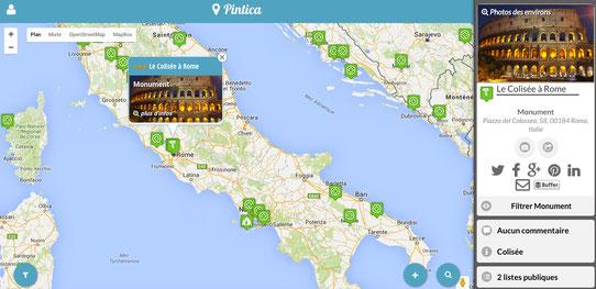 Capture écran de Pintica
