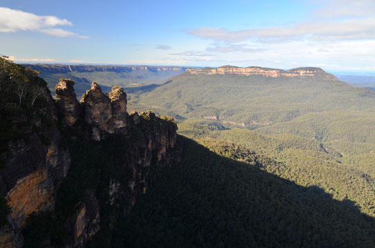 Three Sisters - Blue Mountains - CopyRight : Trip85.com