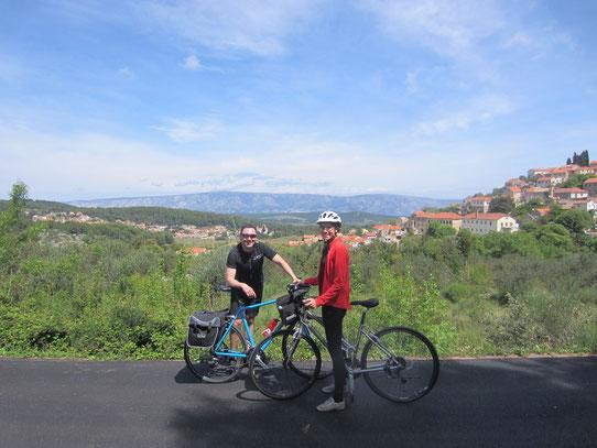 Photo de voyage en Vélo - Le Vélo Voyageur