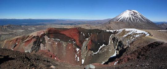 Volcans du Tongariro