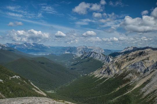 Sulphur Skyline Trail, Jasper, Canada - CopyRight Trip85.com