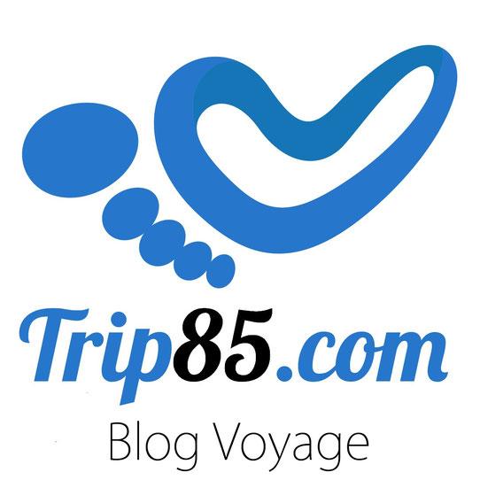 Logo Carré - Trip85.com - Blog Voyage