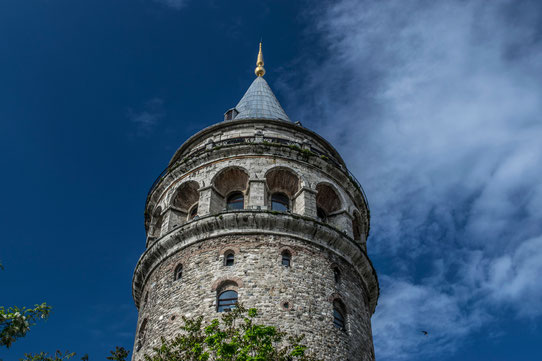 Tour Galata, Istanbul