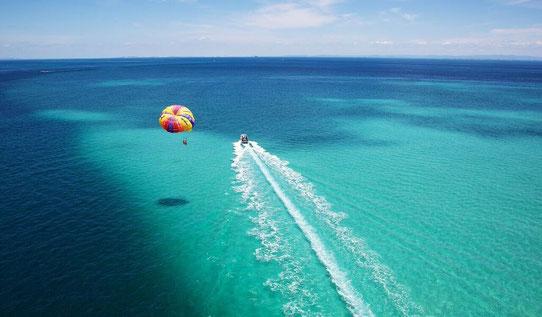 Moreton Island, Australie
