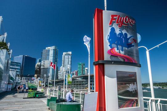 Guide Vancouver : FlyOver Canada