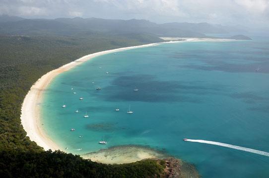 Whitsunday Islands, Australie