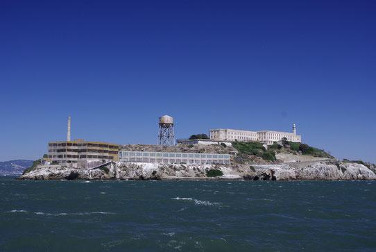 Prison d'Alcatraz - San Francisco