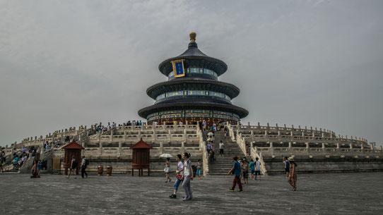Le temple du ciel, Pékin