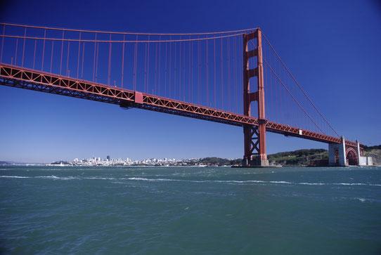 Le Golden Gate - San Francisco !