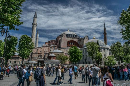 La Mosquée Saint-Sophie