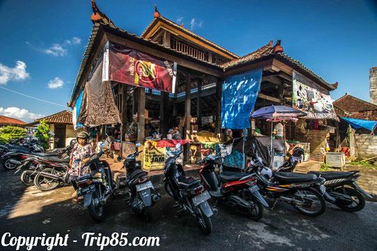 Le Transport à Bali