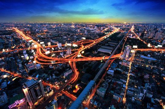 Bangkok de nuit !