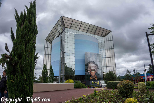 Attraction : Arthur, l'Aventure 4D au Futuroscope