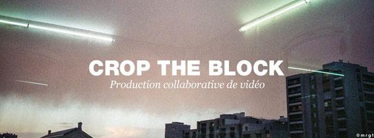 Startup Voyage : CropTheBlock