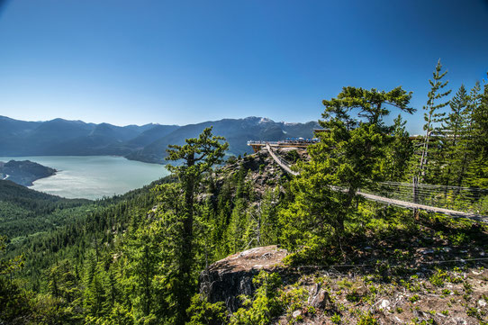 Sea-to-Sky Gondola - Squamish