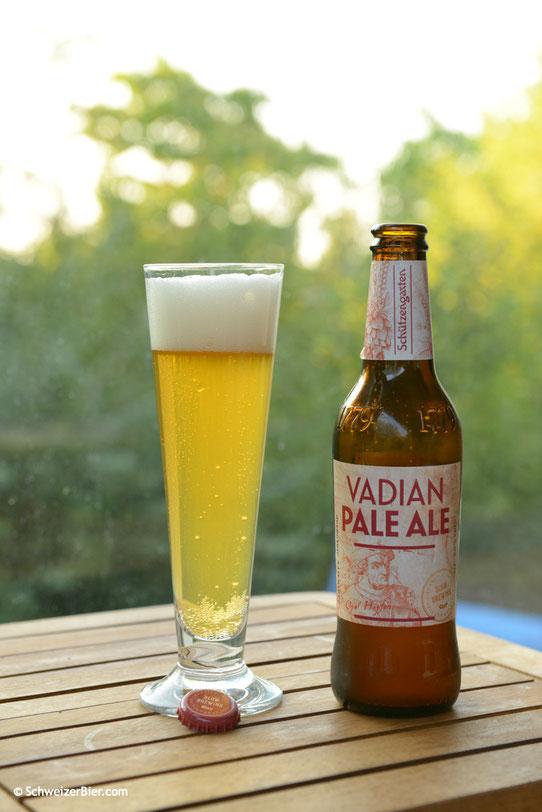 Schützengarten - Vadian Pale Ale