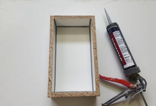 Beistelltisch selber bauen DIY