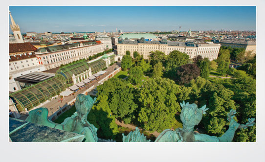 Vienna Austria, top destinations in Europe