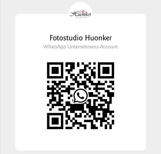 QR - Code für WhatsApp