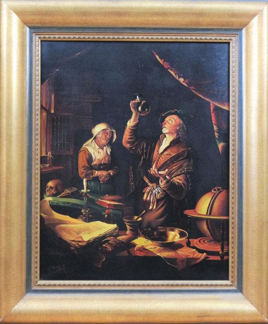 te_koop_aangeboden_een_oleografie_van_jacob_van_dael_1842-1913