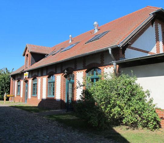 Unser Seminargebäude im historischen Ökohof