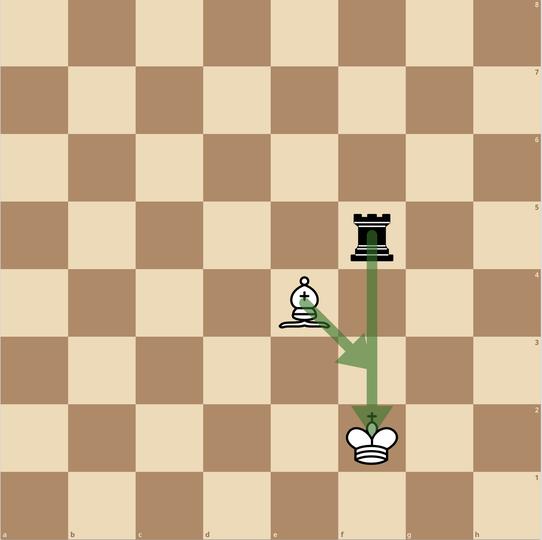 練馬チェス教室  キング 動かし方
