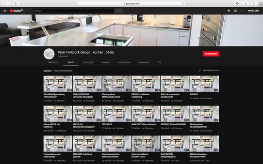 Unsere Projekt-Clips für Sie bei YouTube!
