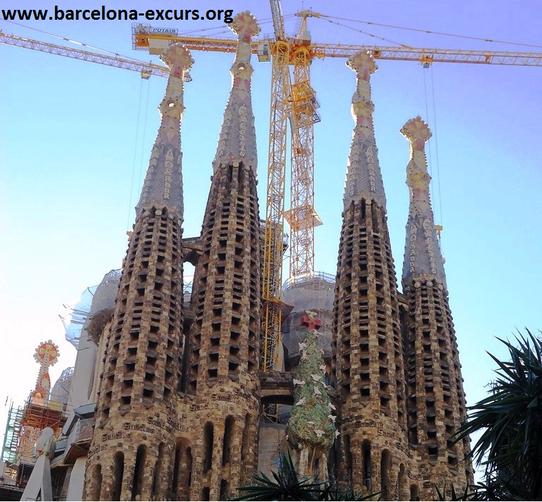 Саграда Фамилия, Барселона, новости