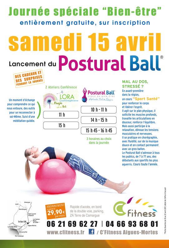 Postural Ball - Sport & Santé