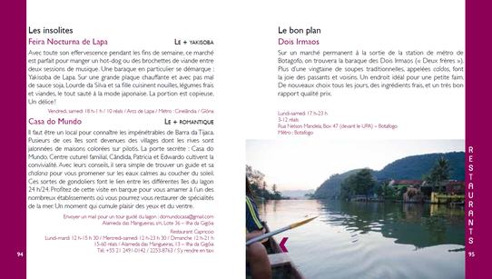 """Extrait du guide voyage : """"Rio l'essentiel"""""""