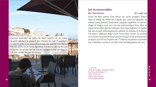 """Extrait du guide """"Lisbonne l'Essentiel"""""""