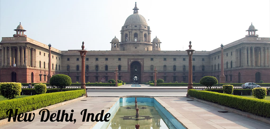 New Delhi, Inde (Source : http://www.anywhere-anytime.net/)