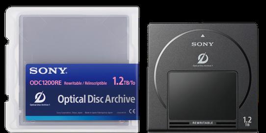 ソニー ODA オプティカル・ディスク・アーカイブ オプティカルディスク optical disc archive