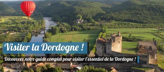 Guide complet sur la Dordogne !
