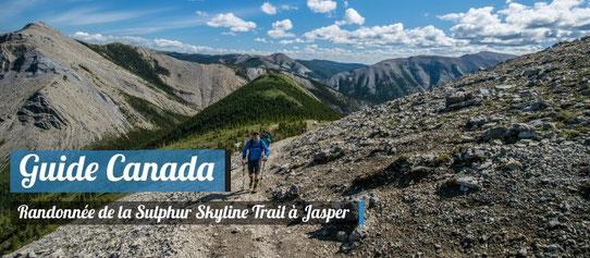 La Sulphur Skyline Trail, Jasper