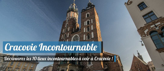 Lieux incontournables à voir à Cracovie !