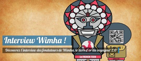 Interview des fondateurs de Wimha