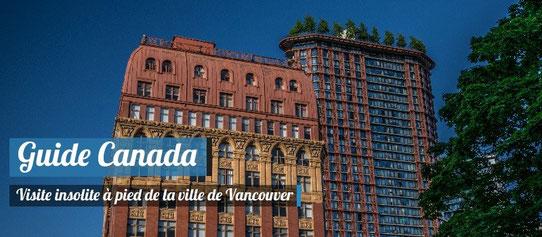 Visite insolite de Vancouver