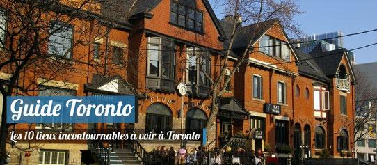10 lieux incontournables à voir à Toronto !