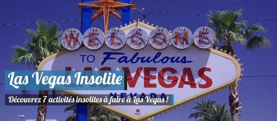 Guide Las Vegas - 7 activités insolites