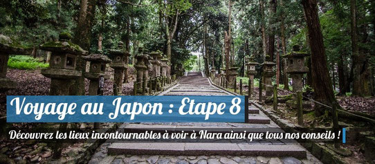 Récit Voyage Japon - Etape 8