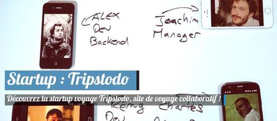 Startup Voyage Tripstodo, l'interview sur Trip85.com