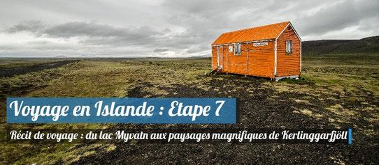 Récit de voyage Islande - Etape 7