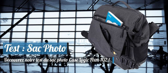 Test : Sac Case Logic Flxm-102