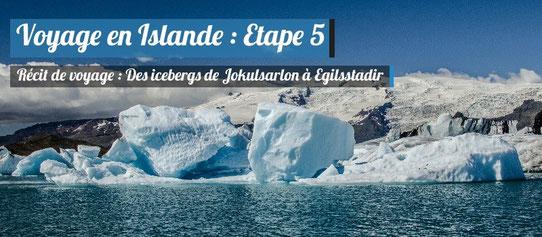 Récit de voyage en Islande