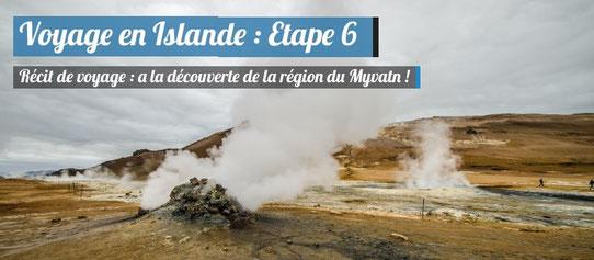 Récit voyage en Islande - Etape 6