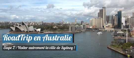 Récit d'un voyage en Australie en van !