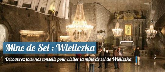 Visiter la mine de sel de Wieliczka !
